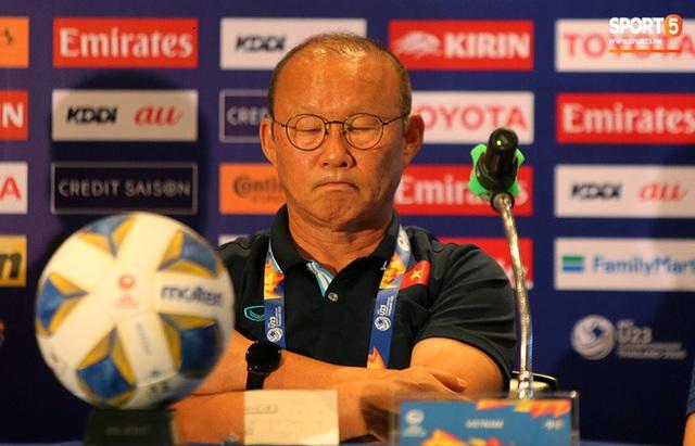 Họp báo VCK U23 châu Á 2020, Việt Nam vs UAE: Những sắc thái đặc biệt tạo nên thương hiệu của chiến lược gia Park Hang-seo  - Ảnh 12.