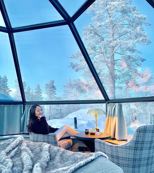 Khách sạn có view đắt giá nhất thế giới chính là đây: Nhà kính 360 độ tha hồ cho khách ngắm Bắc cực quang đẹp như một giấc mơ - Ảnh 13.