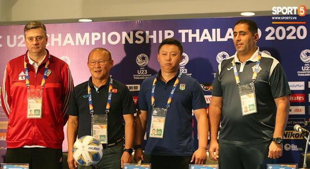 Họp báo VCK U23 châu Á 2020, Việt Nam vs UAE: Những sắc thái đặc biệt tạo nên thương hiệu của chiến lược gia Park Hang-seo  - Ảnh 16.