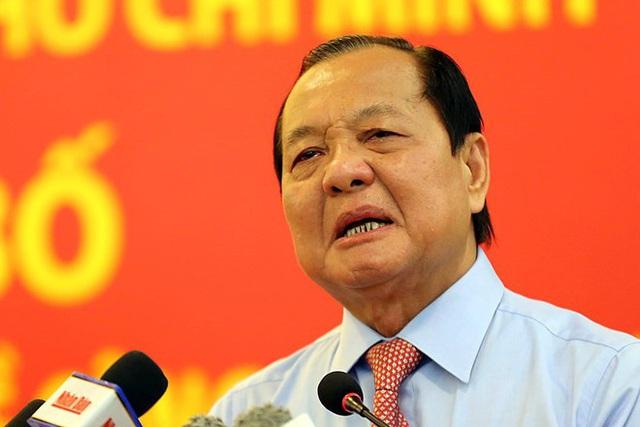 Bí thư TPHCM nói về việc xử lý ông Lê Thanh Hải, Lê Hoàng Quân - Ảnh 4.