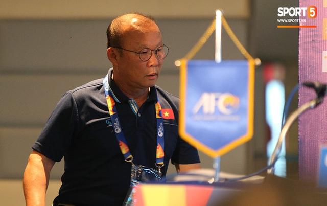 Họp báo VCK U23 châu Á 2020, Việt Nam vs UAE: Những sắc thái đặc biệt tạo nên thương hiệu của chiến lược gia Park Hang-seo  - Ảnh 4.
