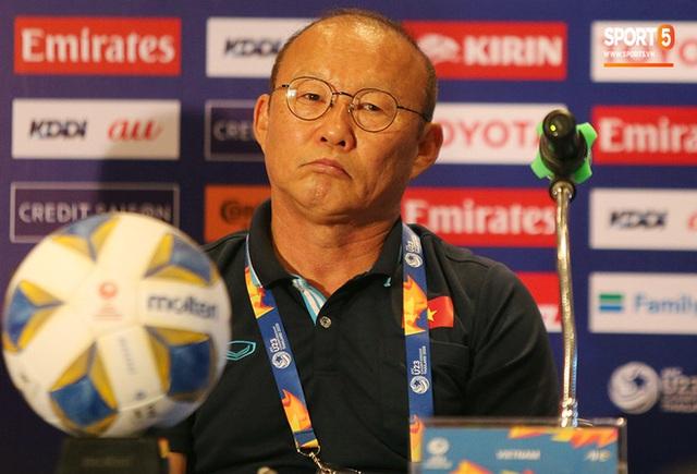 Họp báo VCK U23 châu Á 2020, Việt Nam vs UAE: Những sắc thái đặc biệt tạo nên thương hiệu của chiến lược gia Park Hang-seo  - Ảnh 7.