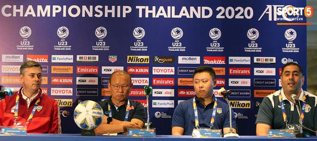 Họp báo VCK U23 châu Á 2020, Việt Nam vs UAE: Những sắc thái đặc biệt tạo nên thương hiệu của chiến lược gia Park Hang-seo  - Ảnh 8.