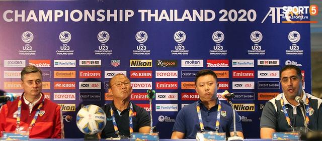 Họp báo VCK U23 châu Á 2020, Việt Nam vs UAE: Những sắc thái đặc biệt tạo nên thương hiệu của chiến lược gia Park Hang-seo  - Ảnh 9.