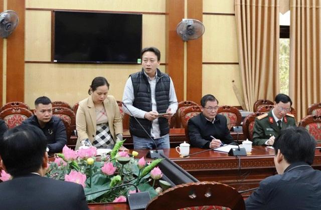 Hàng trăm người Trung Quốc trở lại Thanh Hóa làm việc sau Tết  - Ảnh 1.