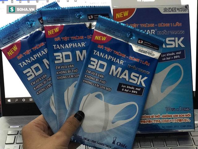 Hà Nội: Khẩu trang bị vét sạch khi chưa lên kệ siêu thị, hạn chế khách mua tối đa 2 gói/lần - Ảnh 9.