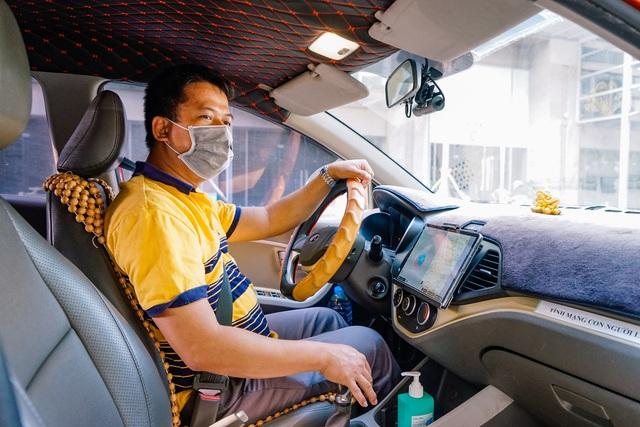 Ứng dụng gọi xe be không chỉ tặng hàng chục ngàn khẩu trang, vitamin… mà còn chơi lớn với 2.000 gói bảo hiểm cho tài xế tích cực phòng chống dịch virus Corona - Ảnh 2.