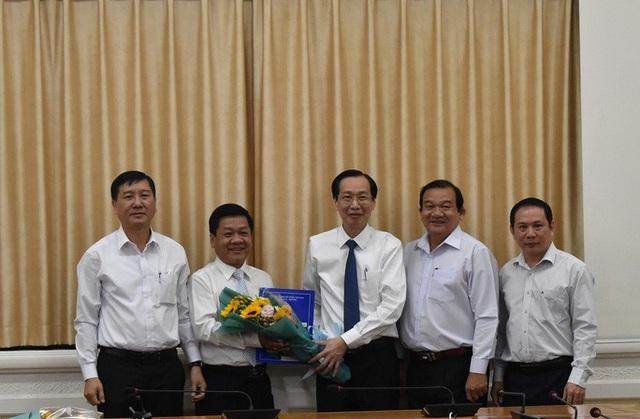 UBND TP HCM điều động, bổ nhiệm 4 nhân sự  - Ảnh 1.