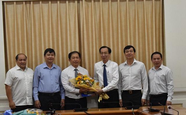 UBND TP HCM điều động, bổ nhiệm 4 nhân sự  - Ảnh 2.