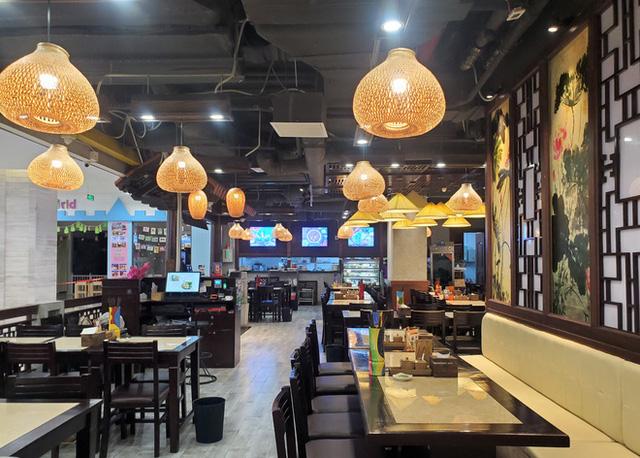 Cảnh khác lạ của loạt trung tâm thương mại, khu vui chơi mua sắm tại Hà Nội - Ảnh 11.