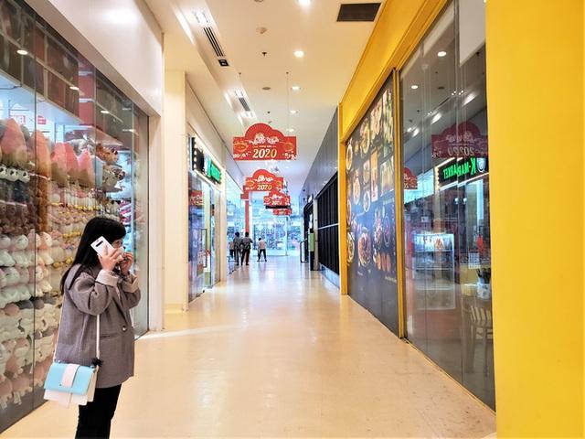 Cảnh khác lạ của loạt trung tâm thương mại, khu vui chơi mua sắm tại Hà Nội - Ảnh 15.