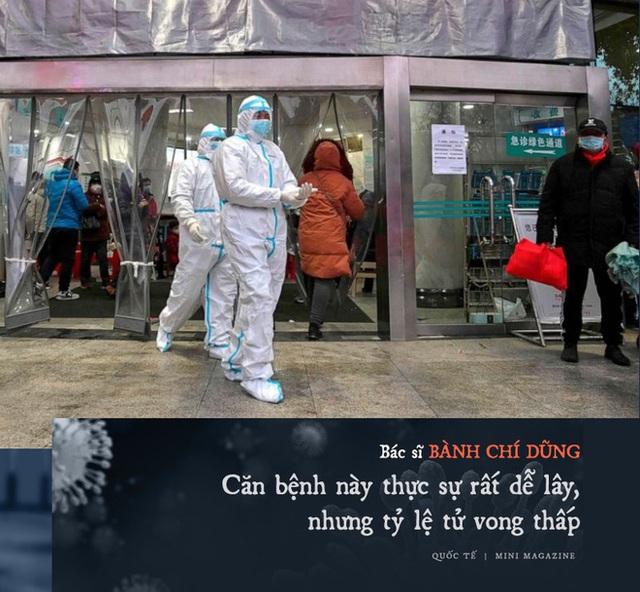 Chia sẻ của bác sĩ TQ về sự sống và cái chết ở Vũ Hán: Tôi đã khóc, có bệnh nhân quỳ xuống cầu xin tôi cho nằm viện - Ảnh 5.
