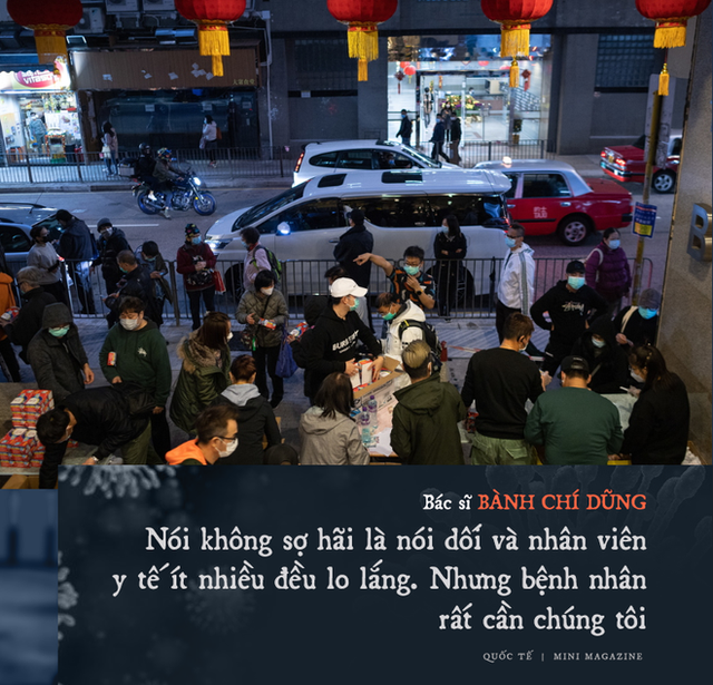 Chia sẻ của bác sĩ TQ về sự sống và cái chết ở Vũ Hán: Tôi đã khóc, có bệnh nhân quỳ xuống cầu xin tôi cho nằm viện - Ảnh 9.