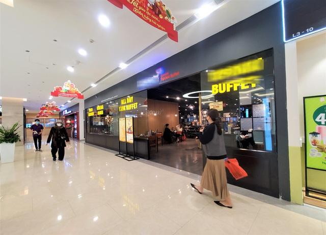 Cảnh khác lạ của loạt trung tâm thương mại, khu vui chơi mua sắm tại Hà Nội - Ảnh 10.