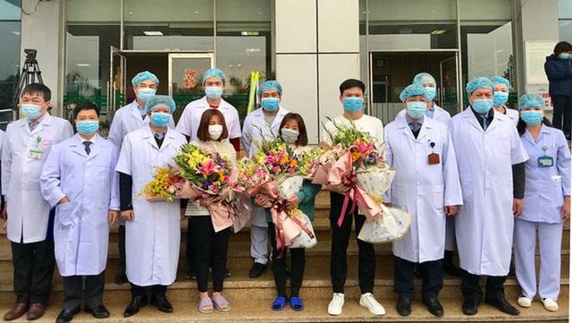 Việt Nam có 6 bệnh nhân nhiễm nCoV khỏi bệnh - Ảnh 1.