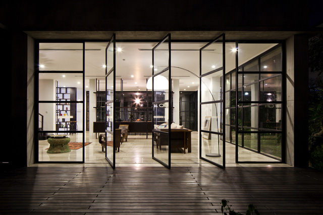 Bên trong biệt thự vạn người mê ở ngoại ô Sài Gòn - Ảnh 16.