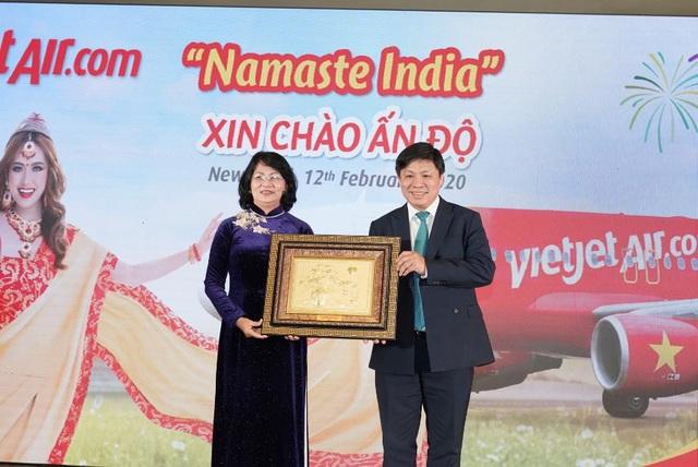 Vietjet công bố mở loạt 5 đường bay thẳng đầu tiên kết nối Việt Nam với New Delhi, Mumbai (Ấn Độ) - Ảnh 1.