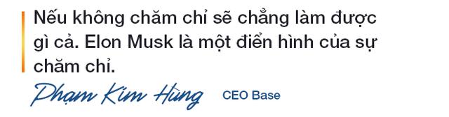 CEO Base Phạm Kim Hùng: Làm startup công nghệ muốn thành công thì cần nhất là chăm chỉ, làm việc từ 12 đến 16 tiếng/ngày trong nhiều năm - Ảnh 12.