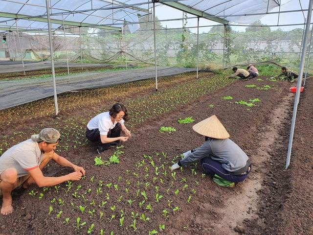 Sau 1 năm quỹ đầu tư Mỹ rót vốn, doanh nghiệp organic Việt lên kế hoạch mở rộng ra Hà Nội, sẵn sàng gọi thêm nhà đầu tư nếu cần thiết - Ảnh 1.