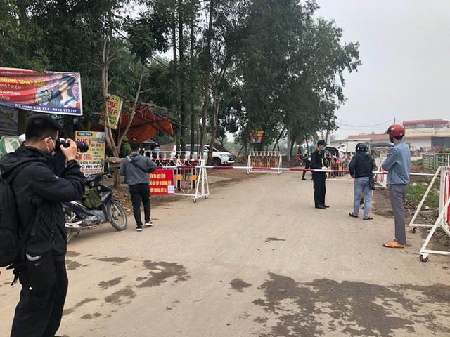 Các điều cấm phục vụ cách ly xã Sơn Lôi hơn 10.000 người dân ở Vĩnh Phúc - Ảnh 1.