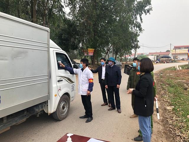 Các điều cấm phục vụ cách ly xã Sơn Lôi hơn 10.000 người dân ở Vĩnh Phúc - Ảnh 3.
