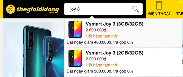 12.000 smartphone hết veo sau 14h lên kệ, Vsmart Joy 3 của tỷ phú Phạm Nhật Vượng lập kỉ lục vô tiền khoáng hậu - Ảnh 1.