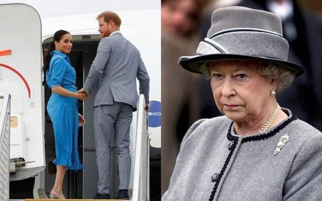 Vợ chồng Meghan Markle từ chối tham dự cuộc họp mặt gia đình hoàng gia, Nữ hoàng Anh đưa ra yêu cầu đặc biệt - Ảnh 2.
