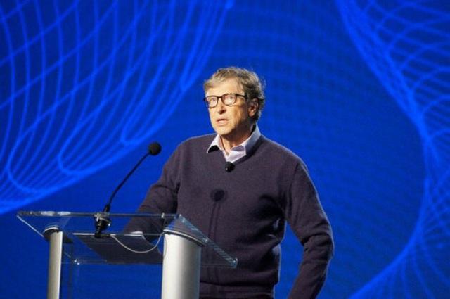 Cảnh báo đáng sợ của tỉ phú Bill Gates về Covid-19 - Ảnh 1.