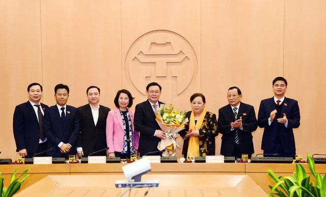 Ông Vương Đình Huệ làm Trưởng đoàn ĐBQH thành phố Hà Nội - Ảnh 2.
