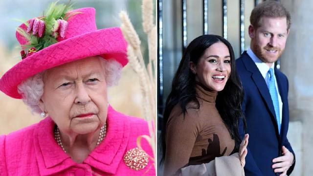 Vợ chồng Meghan Markle nhận cú đánh chí mạng: Nữ hoàng được cho là cấm cặp đôi sử dụng thương hiệu hoàng gia Sussex để kiếm tiền - Ảnh 2.