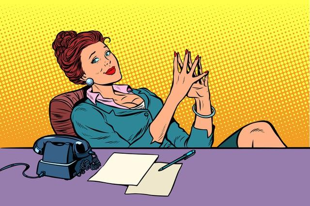 Không phải tài sắc vẹn toàn, chẳng phải mưu hèn kế bẩn, đây mới là loại phụ nữ đáng sợ nhất chốn công sở! - Ảnh 4.