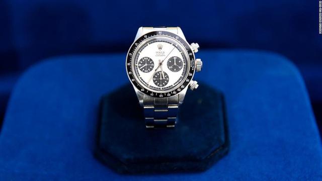 Đem đồng hồ Rolex 8 triệu nguyên zin từ năm 1974 đi đấu giá, chủ nhân ngã ngửa vì nó có thể đem về 16 tỷ  - Ảnh 2.