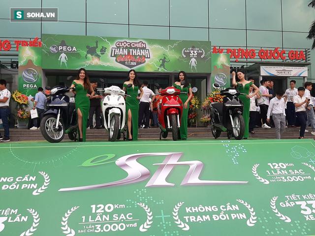 Xe máy made in Vietnam giống SH nhưng giá chỉ bằng 1/3 bị Honda Việt Nam dằn mặt - Ảnh 1.