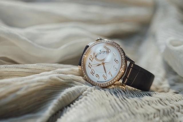 BST mới của chế tác đồng hồ cao cấp Vacheron Constantin dành riêng cho phái đẹp: Yêu ngay từ cái nhìn đầu tiên!   - Ảnh 5.