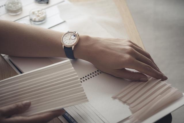 BST mới của chế tác đồng hồ cao cấp Vacheron Constantin dành riêng cho phái đẹp: Yêu ngay từ cái nhìn đầu tiên!   - Ảnh 1.