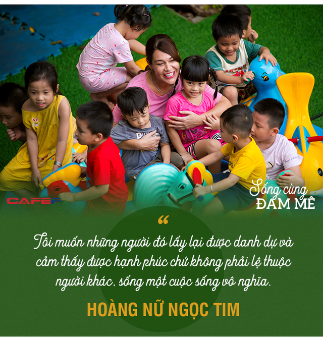 """Hoàng Nữ Ngọc Tim – người phụ nữ Thụy Sĩ dành trọn trái tim cho người khuyết tật Việt Nam: """"Bây giờ, tôi là người Việt Nam"""" - Ảnh 7."""