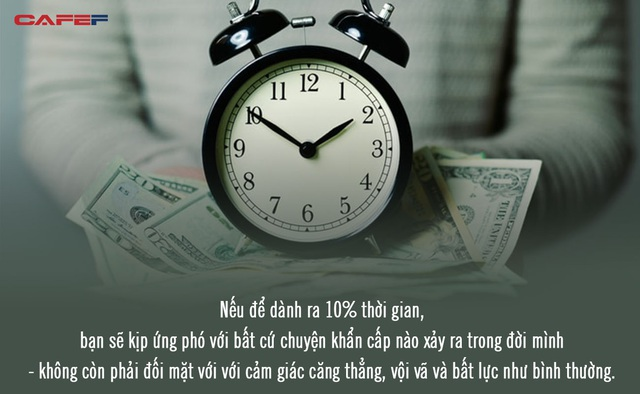 Nguyên tắc vàng giúp bạn được nhiều mất ít, sống trọn vẹn từng ngày không hối tiếc: Ăn no đến 80%, làm việc hơn 40% và tiết kiệm 10% thời gian - Ảnh 3.