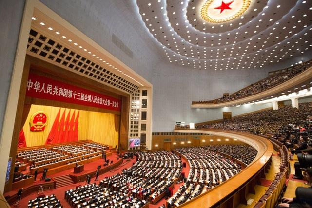 Lần đầu sau 35 năm, TQ xem xét hoãn họp Quốc hội vì Covid-19: Có thể phải điều chỉnh mục tiêu tăng trưởng - Ảnh 1.