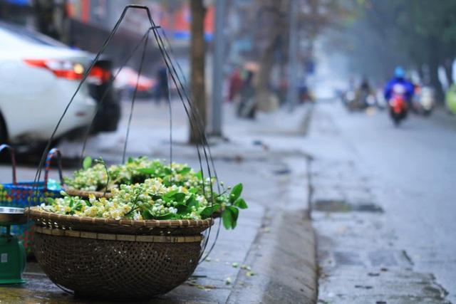 Kiếm bạc triệu nhờ bán hoa theo lạng trên phố Hà Nội - Ảnh 2.