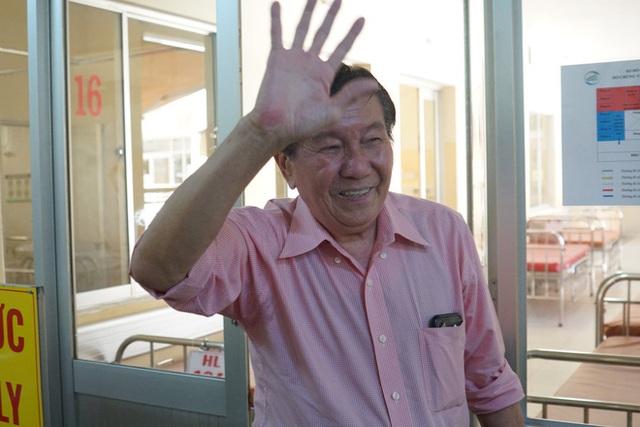 """Bệnh nhân Việt kiều Mỹ nhiễm Corona được chữa khỏi ở Sài Gòn: """"Các bác sĩ đã cứu tôi từ chỗ chết trở về - Ảnh 3.  Bệnh nhân Việt kiều Mỹ nhiễm Corona được chữa khỏi ở Sài Gòn: """"Các bác sĩ đã cứu tôi từ chỗ chết trở về"""" photo 2 1582290884759947416826"""
