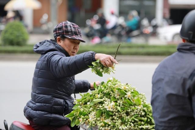 Kiếm bạc triệu nhờ bán hoa theo lạng trên phố Hà Nội - Ảnh 9.