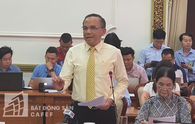 Phó Chủ tịch Tp.HCM: Thành phố sẽ cố gắng làm nhanh quy trình thực hiện dự án cho doanh nghiệp - Ảnh 2.