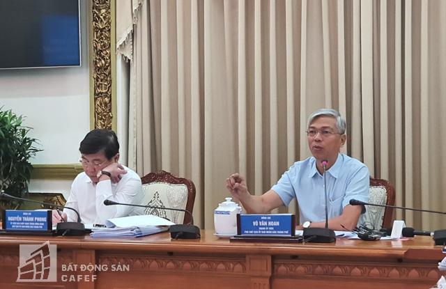 Phó Chủ tịch Tp.HCM: Thành phố sẽ cố gắng làm nhanh quy trình thực hiện dự án cho doanh nghiệp - Ảnh 1.