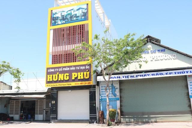 Bắt Giám đốc Công ty BĐS Hưng Phú  - Ảnh 1.
