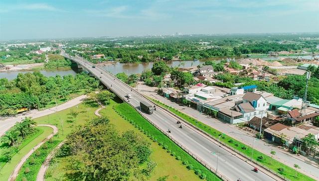 Tp.HCM đang hoàn thiện quy hoạch đường bờ sông Sài Gòn, đưa quy hoạch Cần Giờ, khu đô thị phía Đông thành đề án riêng - Ảnh 1.