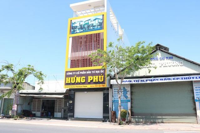 Từ vụ Công ty Hưng Phú, Bình Dương City Land: Mất tiền vì dự án ma  - Ảnh 1.