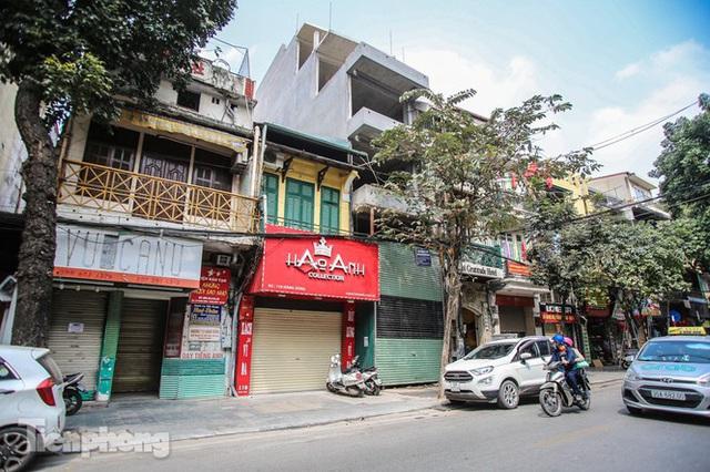 Những tuyến phố đắt đỏ có giá đất cả tỷ đồng/m2 ở Hà Nội - Ảnh 6.