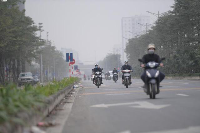Toàn cảnh tuyến đường gần 1.500 tỷ đồng rộng 10 làn vừa thông xe ở Hà Nội - Ảnh 5.