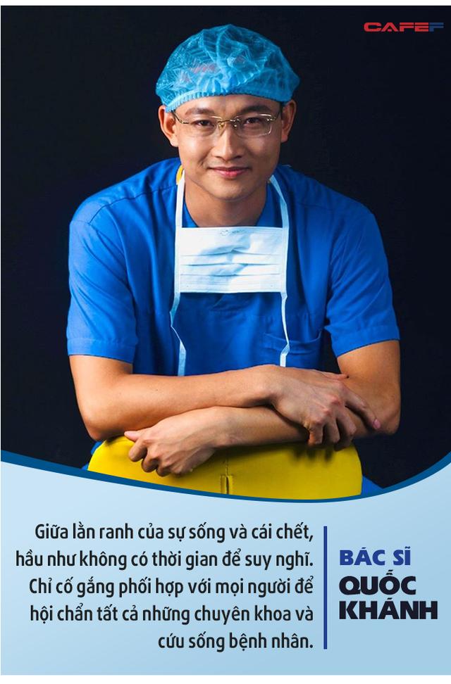 """BS Quốc Khánh - bệnh viện Hữu nghị Việt Đức: """"Mang tâm trạng buồn lo, xin đừng cầm dao mổ"""" - Ảnh 5."""