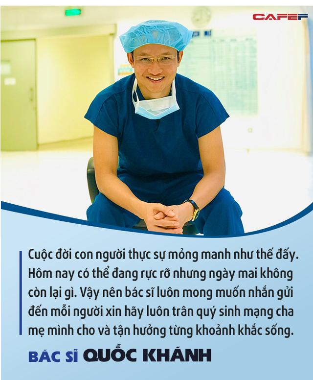 """BS Quốc Khánh - bệnh viện Hữu nghị Việt Đức: """"Mang tâm trạng buồn lo, xin đừng cầm dao mổ"""" - Ảnh 8."""